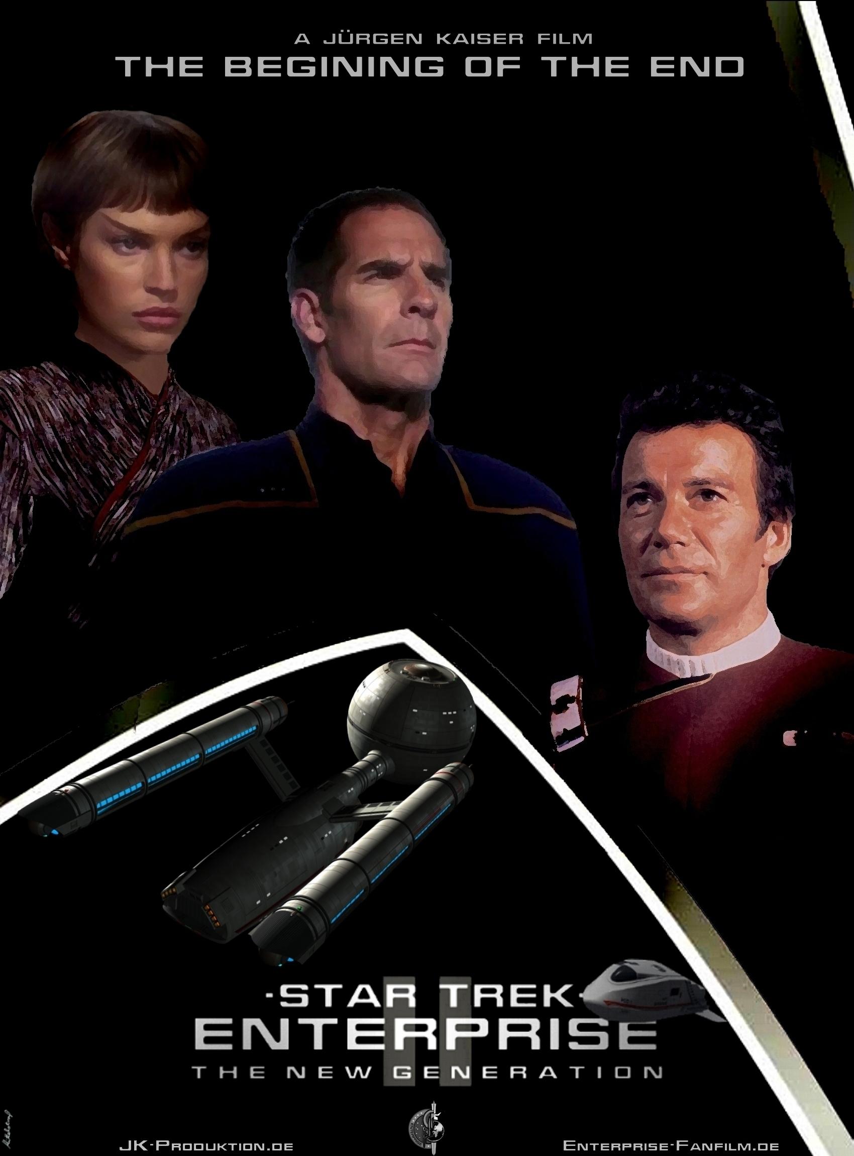 Star Trek New Voyages, 4x01, In Harms Way, (16:9